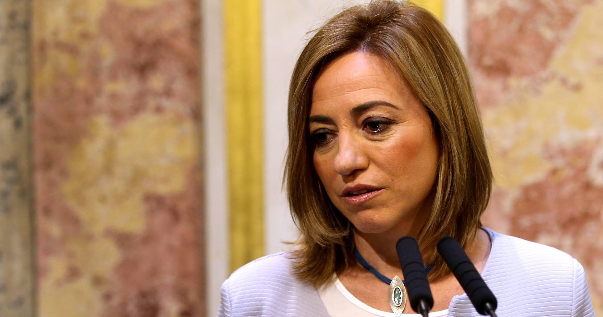 Muere la política socialista Carme Chacón