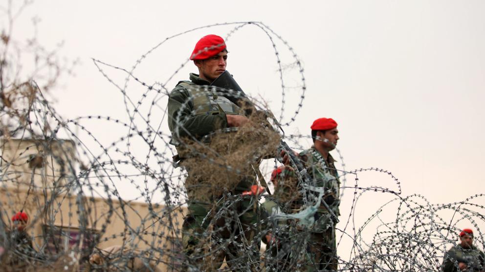 Cuatro muertos y 15 heridos en el ataque a base de EE UU en Afganistán.