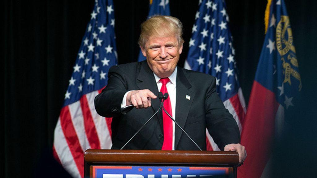 Donald Trump es el nuevo presidente de Estados Unidos de Norteamérica.
