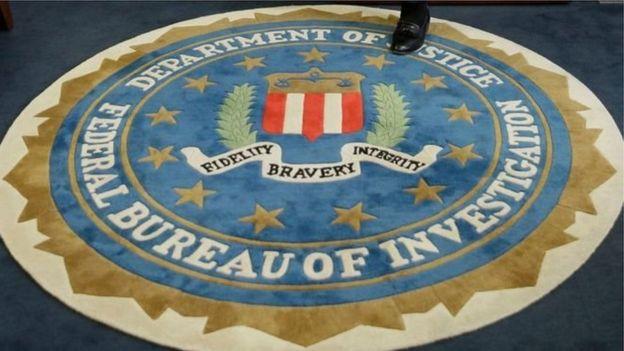 La derrota electoral que sufrió la candidata demócrata se debe al menos en parte al FBI.