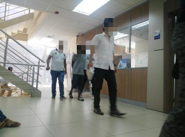 Dictan prisión preventiva para presunto asesino de Robert Salazar