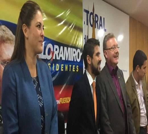 María Mercedes Cuesta encabezará lista de asambleístas nacionales de FE