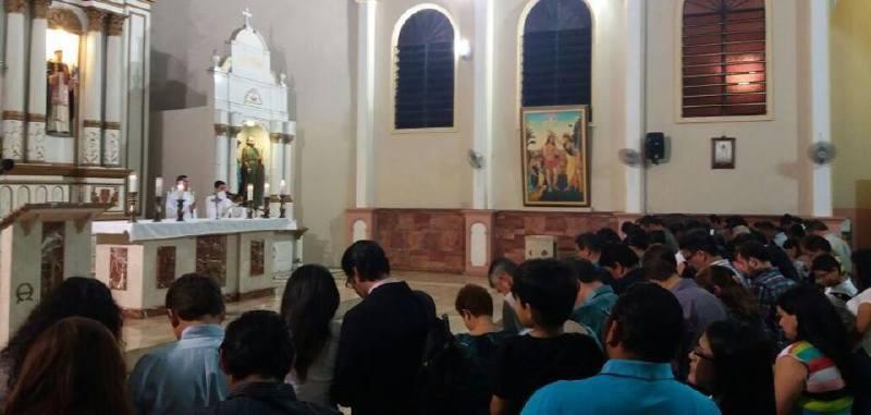 En iglesias de Guayaquil preparan el cierre del Año de la Misericordia