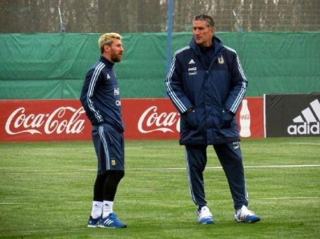 Argentina retorna a los entrenamientos