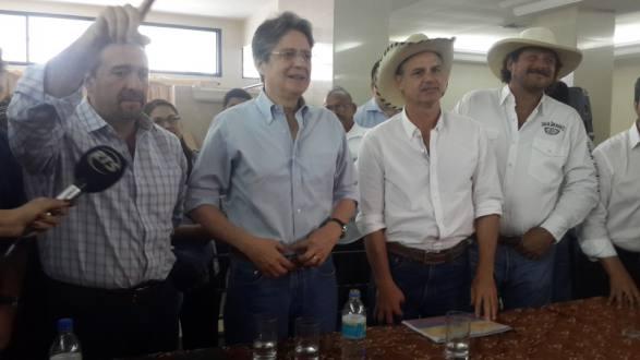 CREO y SUMA inscribieron a sus candidatos a la Asamblea por la provincia del Guayas