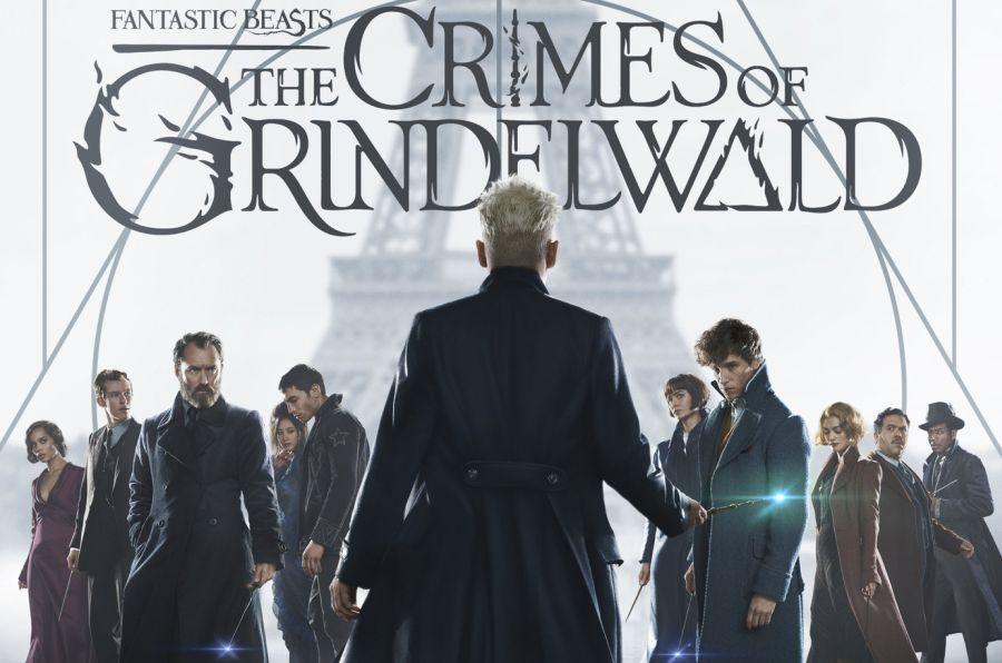 Los crímenes de Grindelwald | El telon