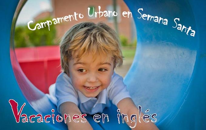 Vacaciones de Semana Santa en inglés para los niños de Villaviciosa