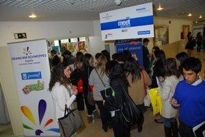 Meet pondrá en contacto a los estudiantes de ESIC con más de 50 empresas