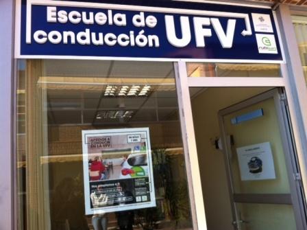 La Universidad Francisco de Vitoria abre su autoescuela