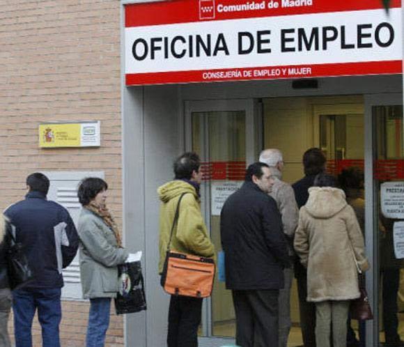 El paro en Madrid bajó un 0,48% en el mes de abril