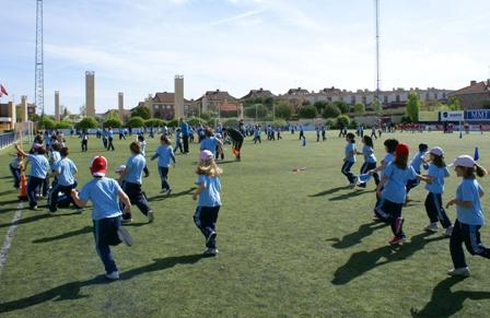 El fútbol abrirá las VI Jornadas Deportivas Escolares