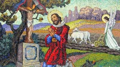 San Isidro, el patrón de Madrid y de los labradores