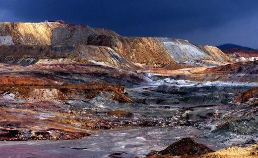 Schleicher recorre los lugares más inhóspitos del planeta con sus fotografías