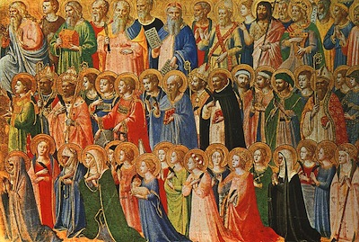 ¿Cuándo surge el Día de Todos los Santos?