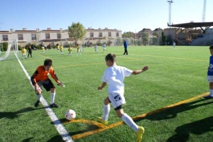 Todavía quedan plazas para el campeonato local de Fútbol 7 juvenil