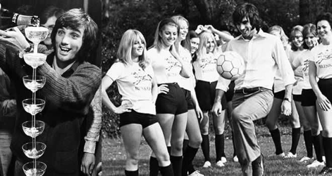 George Best, la leyenda del quinto Beatle