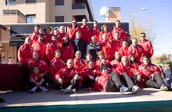 Casi 1.800 corredores participaron en la VI Milla Urbana