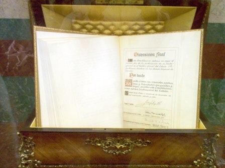 La Constitución Española cumple 35 años