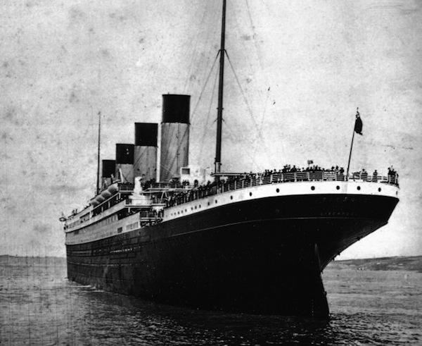 La memoria del Titanic pervive en San Mamés