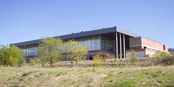 El Pabellón de Viñas Viejas estará abierto a finales de 2014