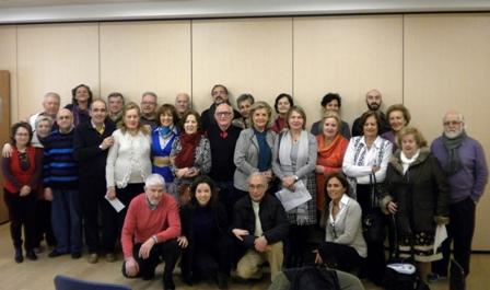 Más de 50 voluntarios dan clase en los Centros de Mayores de Las Rozas