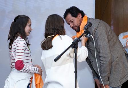 El colegio de la Asociación Santa María de Las Rozas en Perú crece a buen ritmo