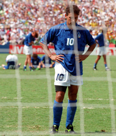 Baggio, la grandeza incomprendida