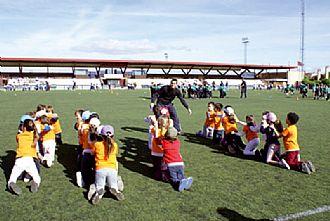 La lluvia aplaza la inauguración de las Jornadas Deportivas Escolares