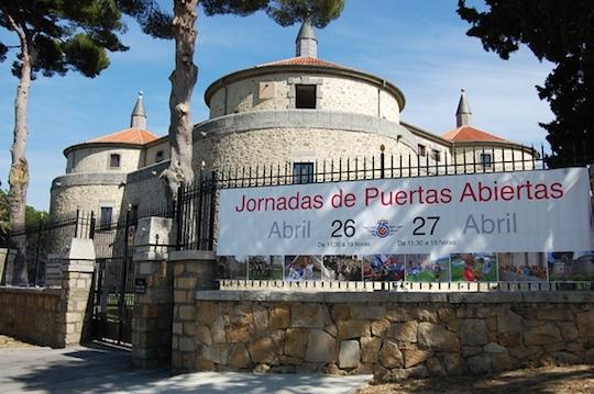 El Ejército del Aire muestra parte de su historia en El Castillo