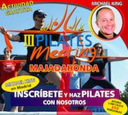 Encuentro de Pilates en Majadahonda