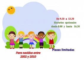 Se abre plazo para el campamento de verano en inglés de Majadahonda
