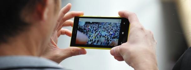 Maratón Fotográfico con cámara o teléfono móvil