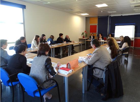 El programa de Formación Profesional Dual capta nuevas empresas en Las Rozas