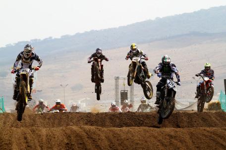 Motocross, vóley playa y tenis de mesa para disfrutar del domingo
