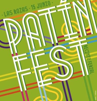 Patín Fest, fiesta del patinaje en Las Rozas