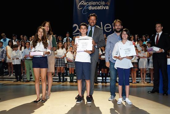Las Rozas premia a los alumnos con los mejores expedientes académicos