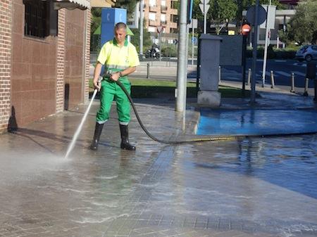 Empieza la operación especial de limpieza de verano