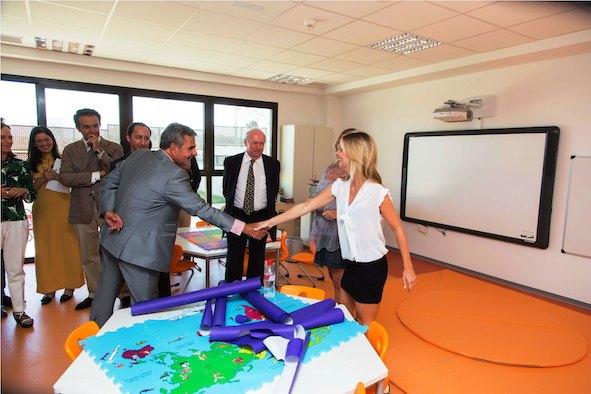 El nuevo colegio Enzade abrirá sus puertas el 8 de septiembre en Majadahonda