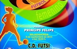 Majadahonda acoge la Supercopa de España de fútbol sala femenino