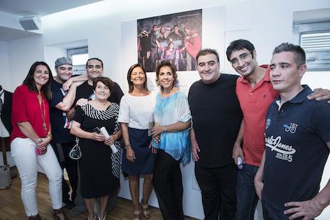 `Galería de Vecinos´ en el Centro Cultural Padre Vallet