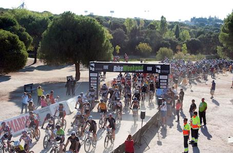 BikeWeekend regresa a Las Rozas este fin de semana