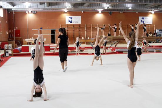 Comienzan las clases en las Escuelas Deportivas de Las Rozas