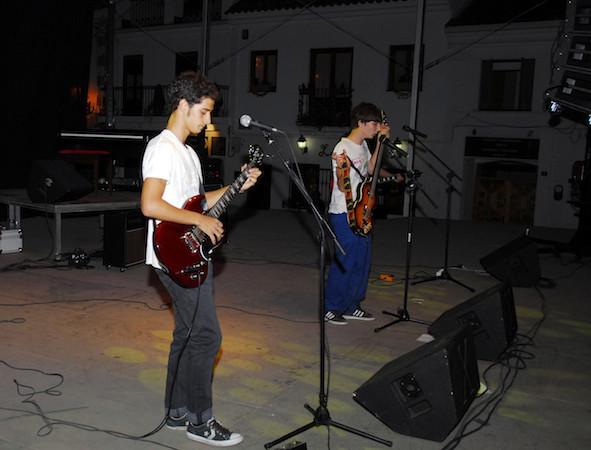 5 grupos locales participarán en el Concurso de Música Joven de Villaviciosa