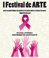 Festival de Arte en Boadilla a favor del cáncer de mama