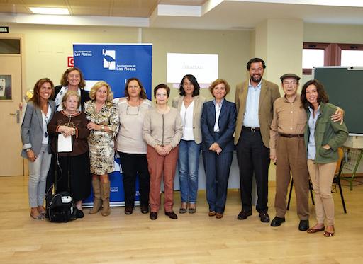 Sexto aniversario del Punto de Información al Voluntariado en Las Rozas