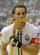 Clase magistral del ex jugador Enrico Mariotti en Las Rozas