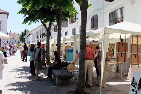 Mercado al Aire libre en Villaviosa