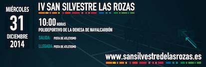 La San Silvestre celebra su cuarta edición en Las Rozas