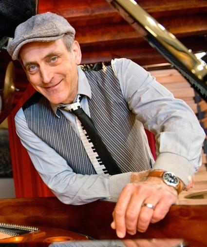 El músico de jazz Joshua Edelman actúa hoy en Majadahonda