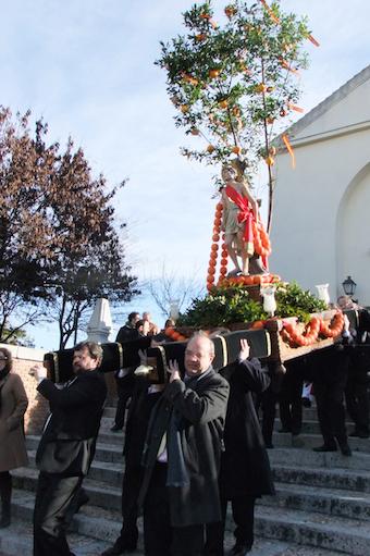 """Villaviciosa celebra el Día de su patrón """"a lo grande"""""""
